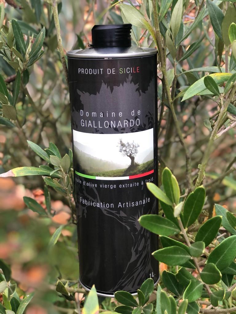 Vente d'huile d'olive